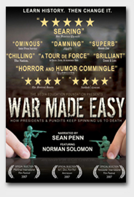 WAR MADE EASY (52 min and 73 min versions)